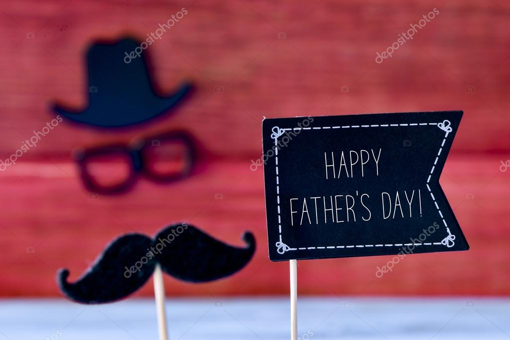 130+ Best Free Happy Fathers Day Graphics 2020: Images, Clipart, Fonts - depositphotos 112322290 stock photo man face and text happy