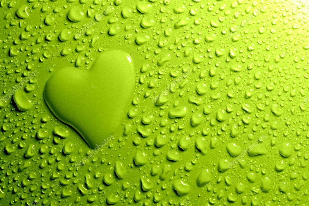 1000+ Free Happy Valentines Day Images - depositphotos 13524517 stock photo water drops and heart shape
