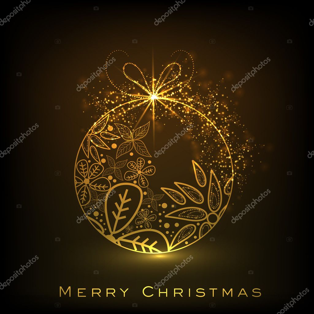 600+ Best Free Merry Christmas Images & New Year Pictures 2021 - depositphotos 14916493 stock illustration decorative xmas balls on shiny