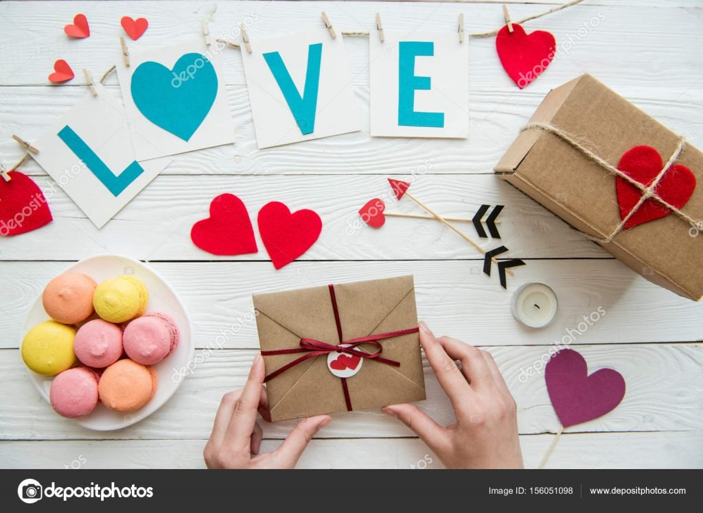 1000+ Free Happy Valentines Day Images - depositphotos 156051098 stock photo valentines day composition