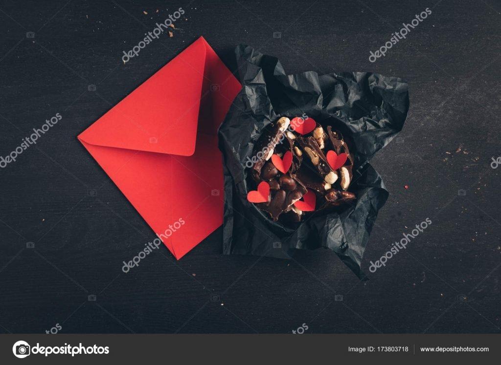1000+ Free Happy Valentines Day Images - depositphotos 173803718 stock photo chocolate