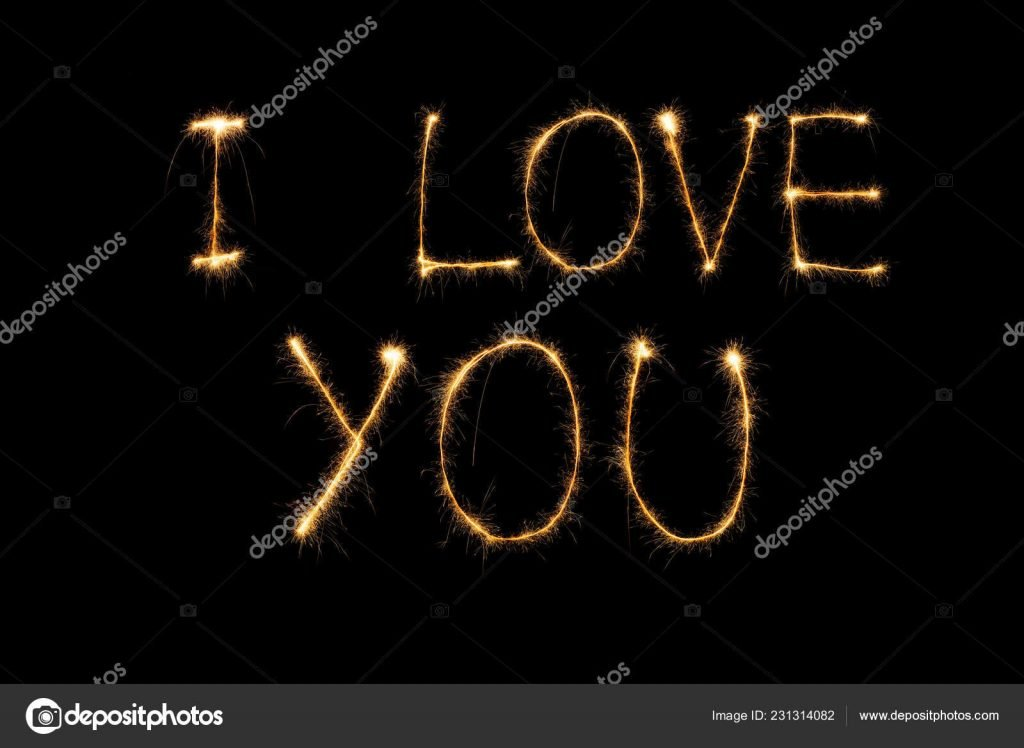 1000+ Free Happy Valentines Day Images - depositphotos 231314082 stock photo close view love you light