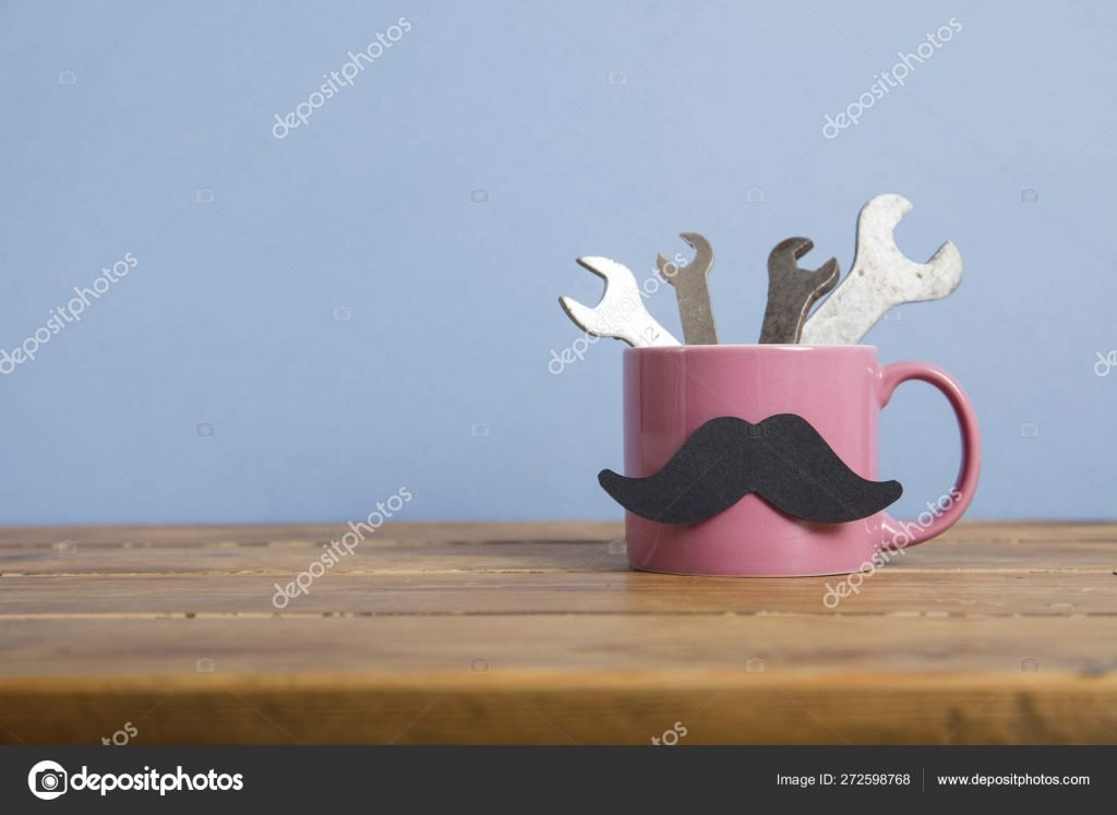 130+ Best Free Happy Fathers Day Graphics 2020: Images, Clipart, Fonts - depositphotos 272598768 stock photo fathers day background coffee mug