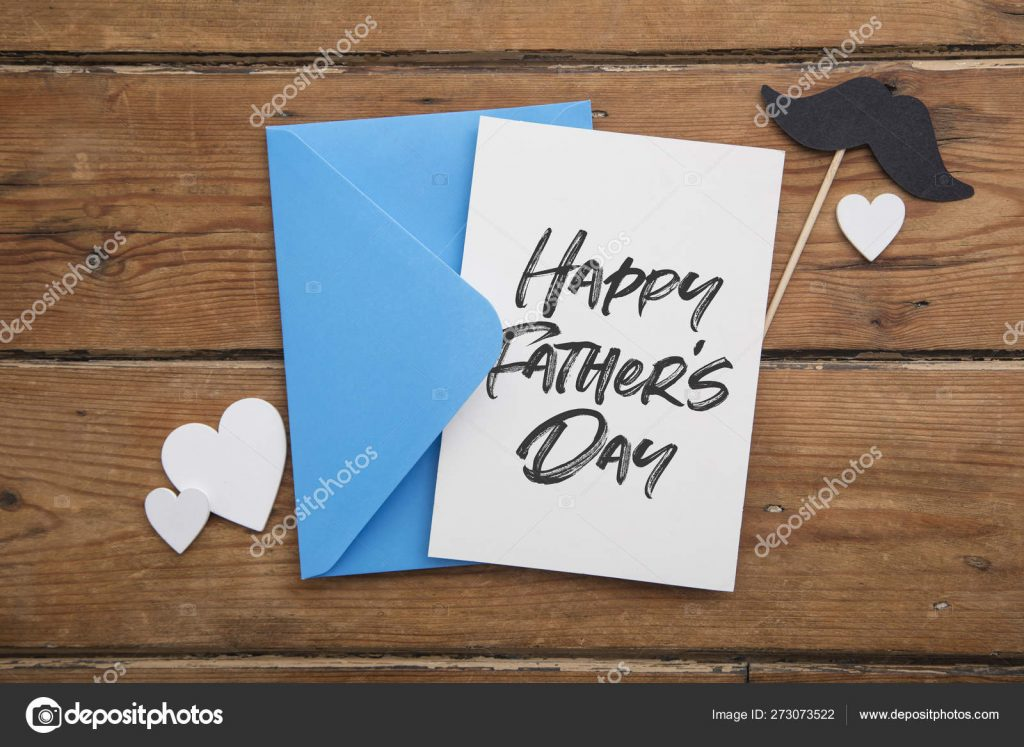 130+ Best Free Happy Fathers Day Graphics 2020: Images, Clipart, Fonts - depositphotos 273073522 stock photo happy fathers day card and