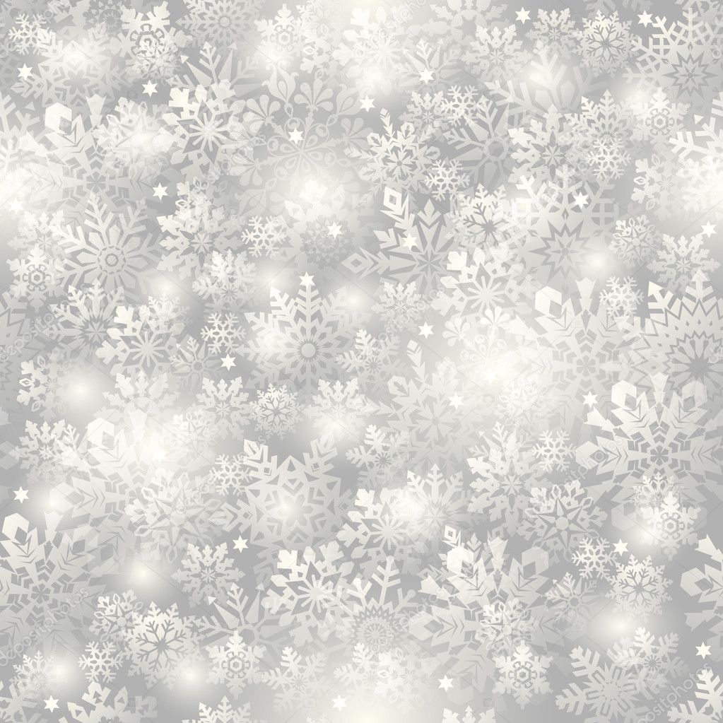 100 Winter Backgrounds: Prepare Your Designs for the Winter Season - depositphotos 7539443 stock photo snowflake seamless background