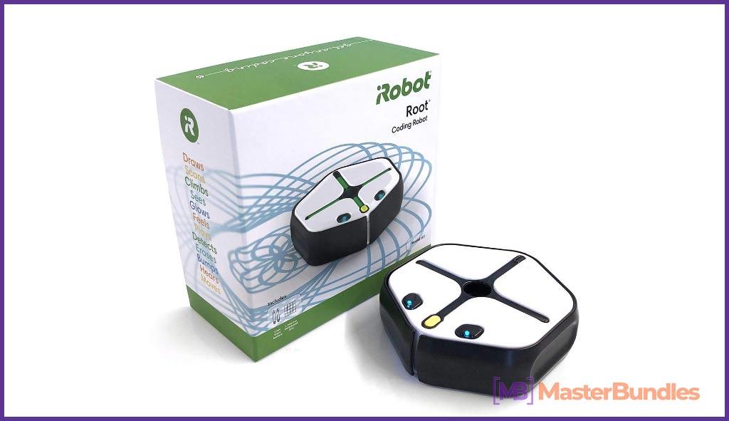 ROOT rt1 iRobot Coding Robot.