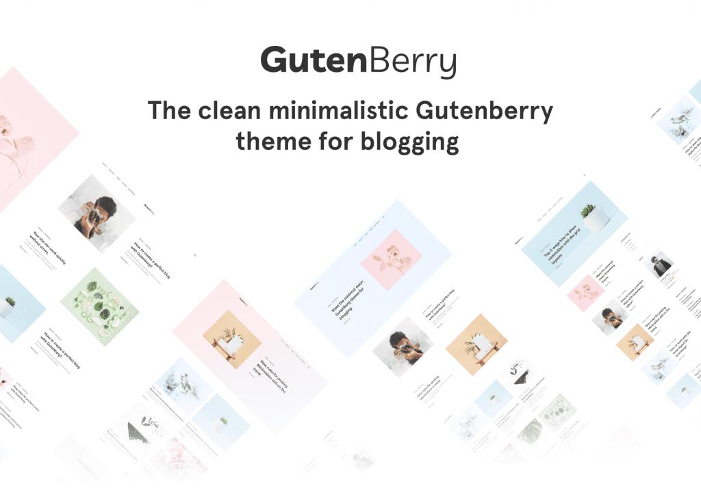 Gutenberg 3-in-1 Bundle:  Gutenberry Theme, ZeGuten Plugin and Extra Presentation - image3