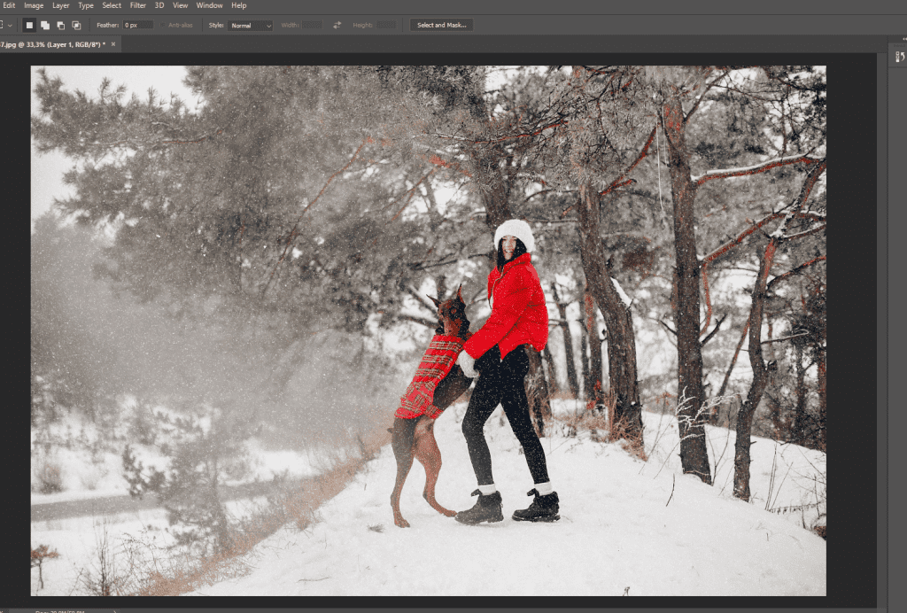 100 Winter Backgrounds: Prepare Your Designs for the Winter Season - image5 1