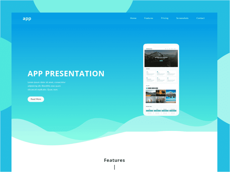 28 Premium HTML Templates Bundle - $5 - app