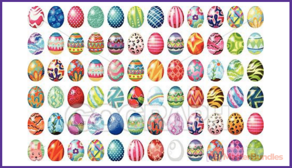50+ Best Easter Clipart in 2020 - best easter clipart 03