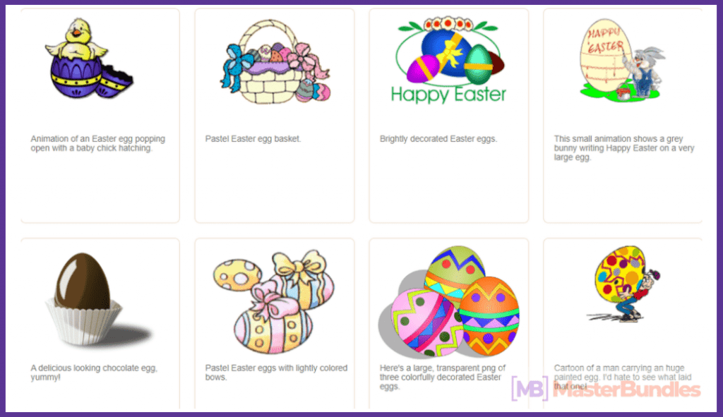 50+ Best Easter Clipart in 2020 - best easter clipart 08
