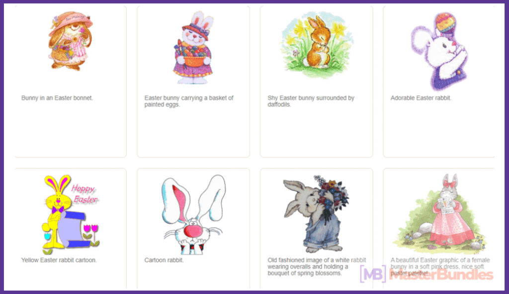 50+ Best Easter Clipart in 2020 - best easter clipart 22