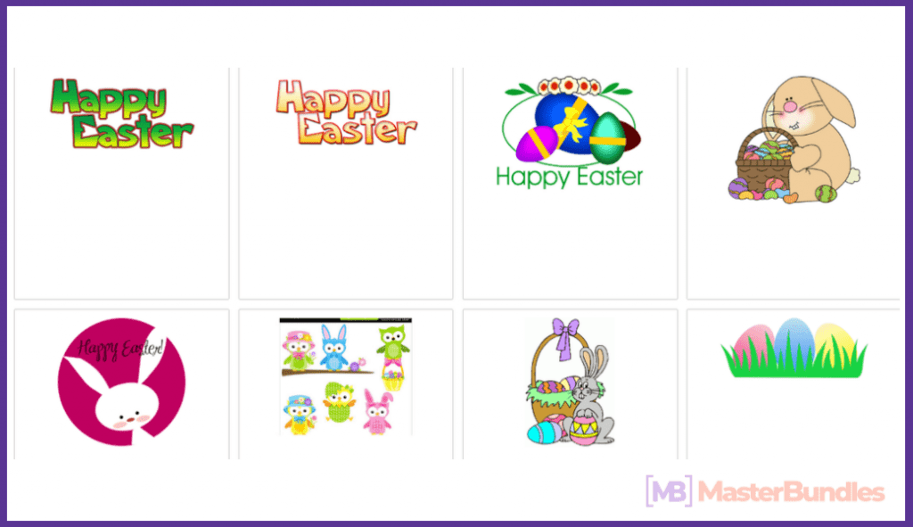 50+ Best Easter Clipart in 2020 - best easter clipart 36
