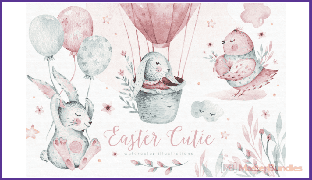 50+ Best Easter Clipart in 2020 - best easter clipart 44