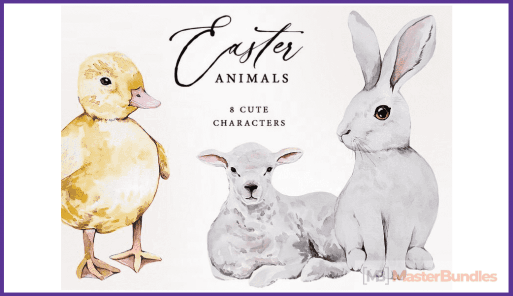 50+ Best Easter Clipart in 2020 - best easter clipart 45