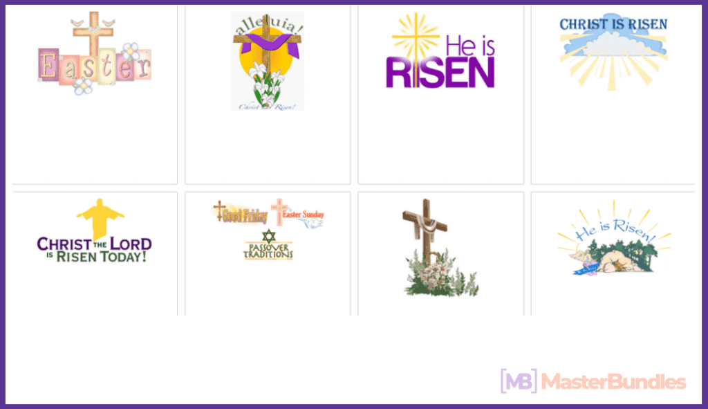 50+ Best Easter Clipart in 2020 - best easter clipart 48