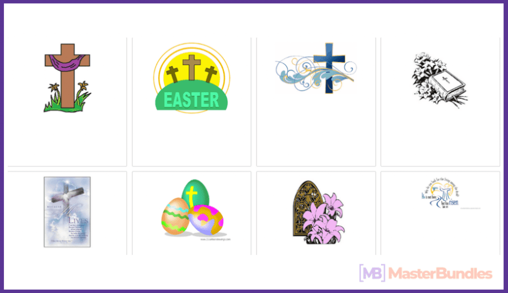 50+ Best Easter Clipart in 2020 - best easter clipart 49
