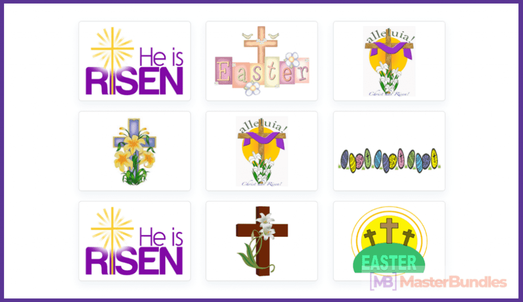 50+ Best Easter Clipart in 2020 - best easter clipart 56