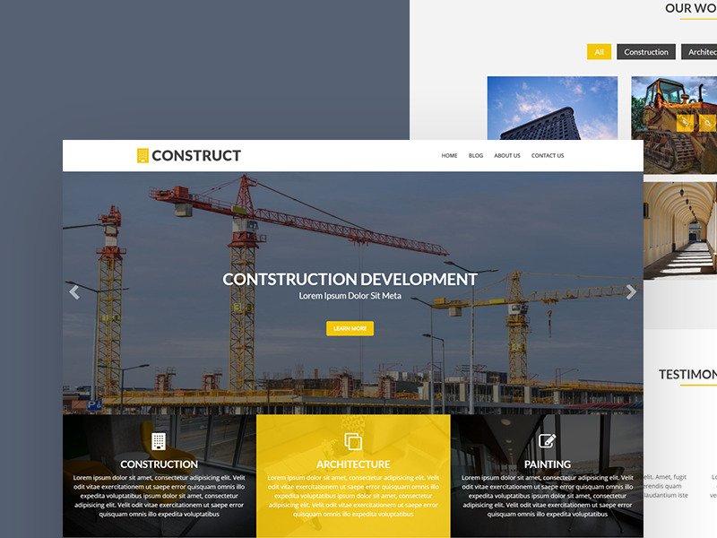28 Premium HTML Templates Bundle - $5 - construct