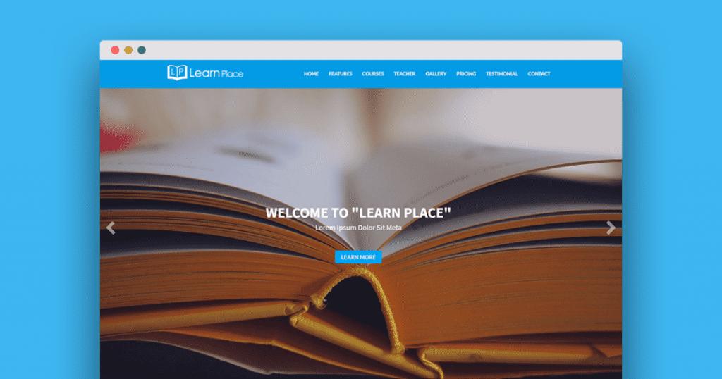 28 Premium HTML Templates Bundle - $5 - education
