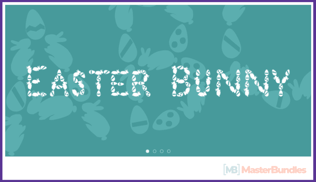 30+ Free and Premium Easter Fonts in 2020 - free easter fonts 12