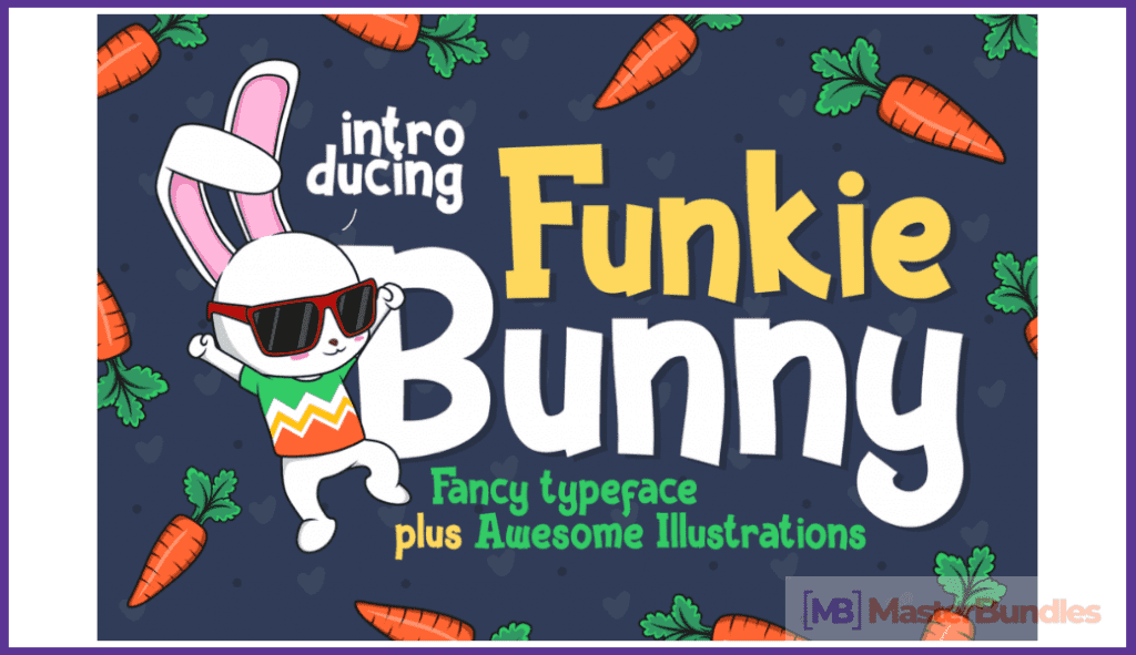 30+ Free and Premium Easter Fonts in 2020 - free easter fonts 15