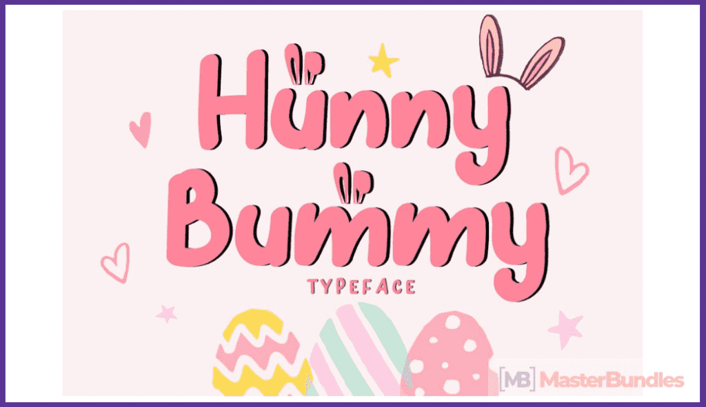 30+ Free and Premium Easter Fonts in 2020 - free easter fonts 16
