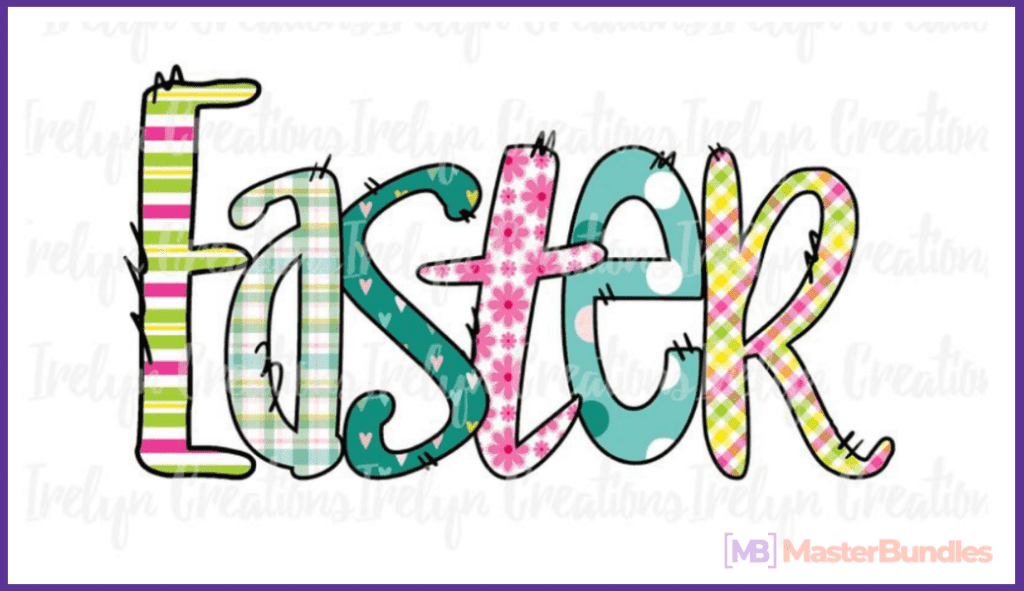 30+ Free and Premium Easter Fonts in 2020 - free easter fonts 18