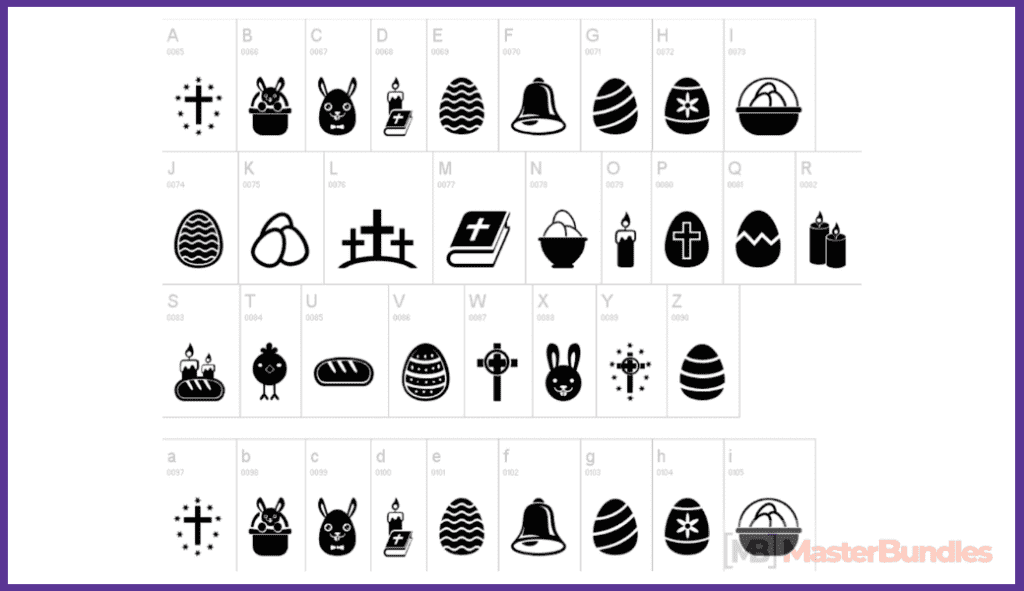 30+ Free and Premium Easter Fonts in 2020 - free easter fonts 22