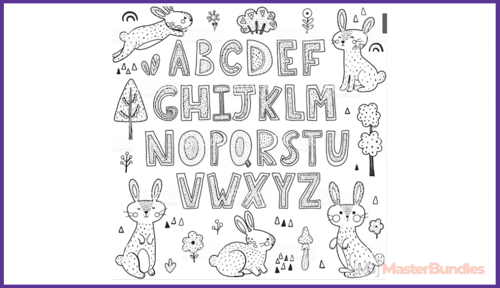 30+ Free and Premium Easter Fonts in 2020 - free easter fonts 23