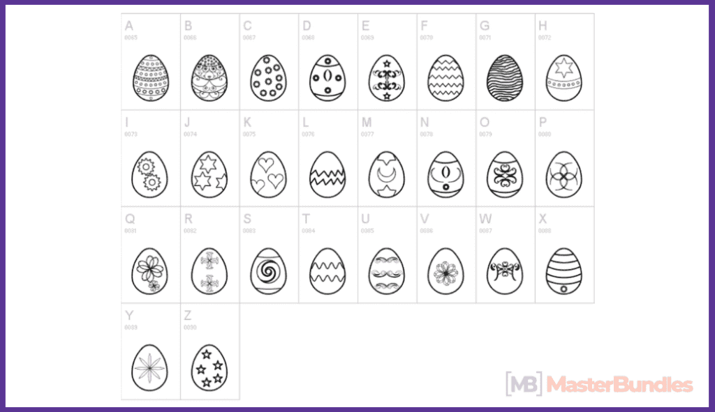 30+ Free and Premium Easter Fonts in 2020 - free easter fonts 27