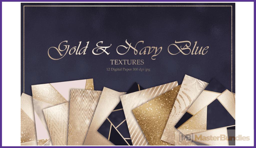 20 Best Free Gold Foil Texture 2020. Premium Bundles for Creative Use - gold foil texture free and premium 02