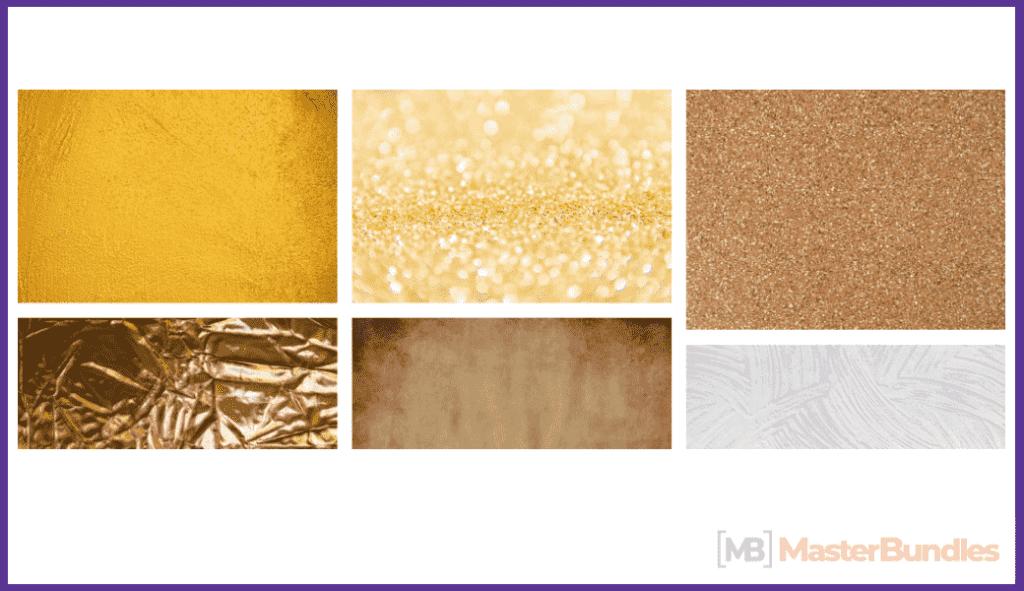 20 Best Free Gold Foil Texture 2020. Premium Bundles for Creative Use - gold foil texture free and premium 15