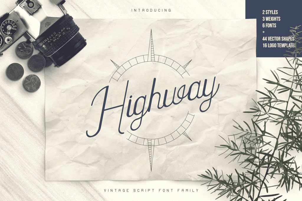 95+ Best Hand Lettering Fonts (Premium and Free) To Type the Most Important Words - image1 2
