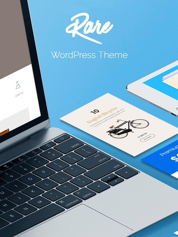 100+ Best Minimal WordPress Themes for Begginers in 2020. Free and Premium [Updated] - image11 1