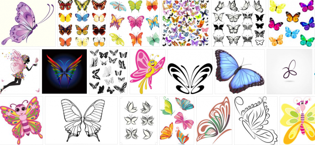 Best Butterfly Clipart 2021: What and Where to Search for? - image11