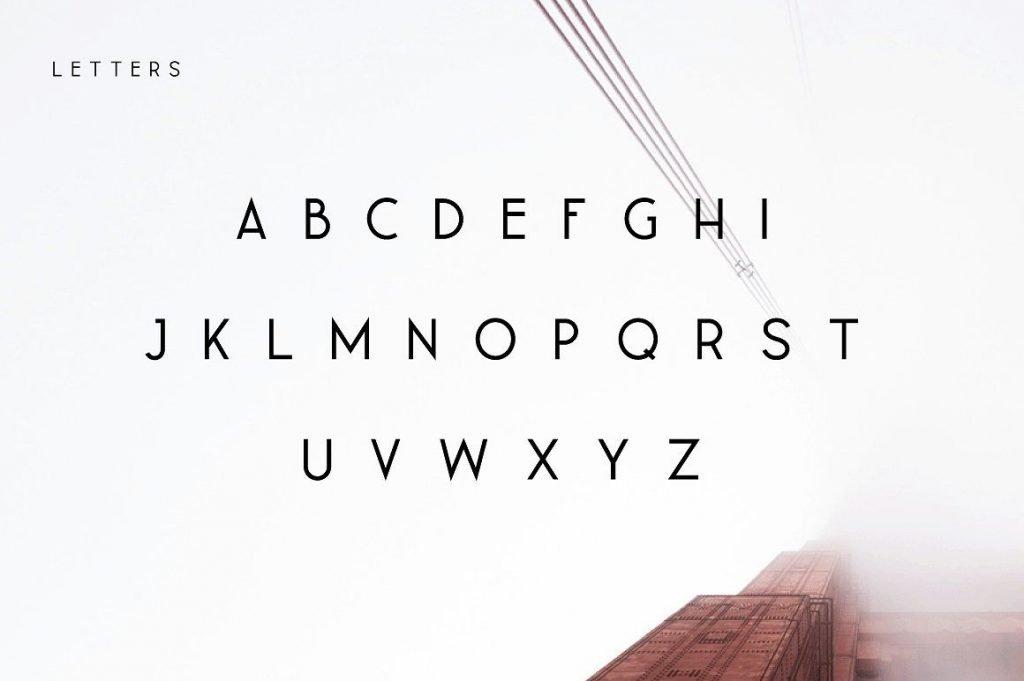 25+ Best Number Fonts in 2020 - image19 1