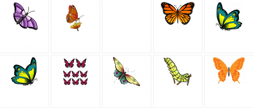 Best Butterfly Clipart 2021: What and Where to Search for? - image2