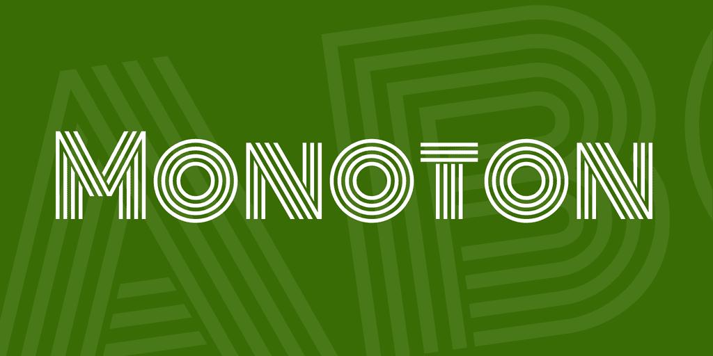25+ Best Number Fonts in 2020 - image28 1