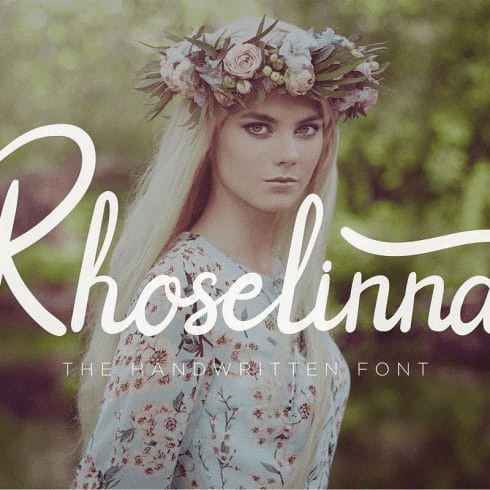 95+ Best Hand Lettering Fonts (Premium and Free) To Type the Most Important Words - image29