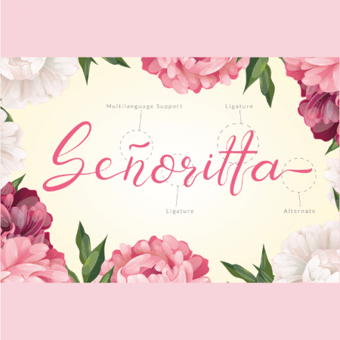 95+ Best Hand Lettering Fonts (Premium and Free) To Type the Most Important Words - image37 2