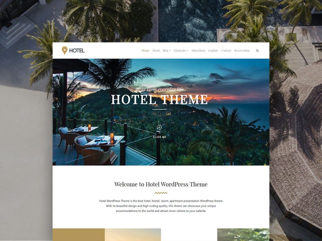 100+ Best Minimal WordPress Themes for Begginers in 2020. Free and Premium [Updated] - image4