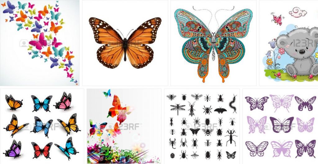 Best Butterfly Clipart 2021: What and Where to Search for? - image7 1