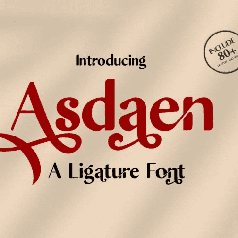 95+ Best Hand Lettering Fonts (Premium and Free) To Type the Most Important Words - image7 2