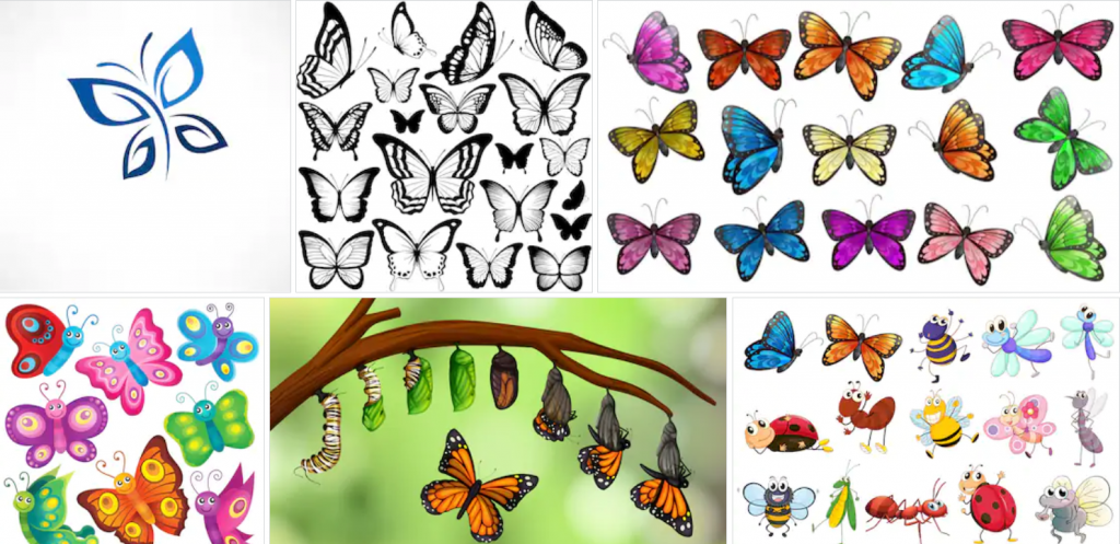 Best Butterfly Clipart 2021: What and Where to Search for? - image8 1