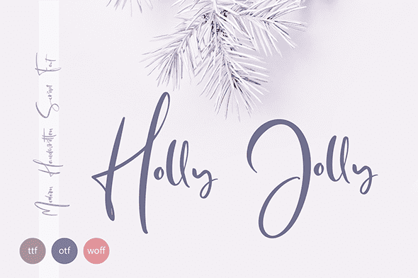95+ Best Hand Lettering Fonts (Premium and Free) To Type the Most Important Words - image9 2