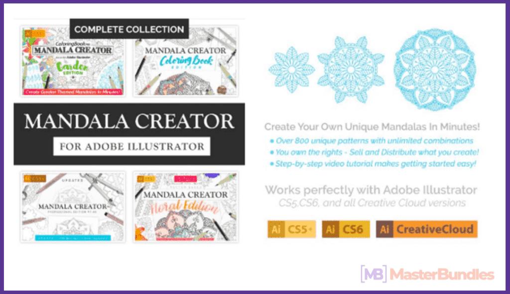 Mandala Creator Collection.