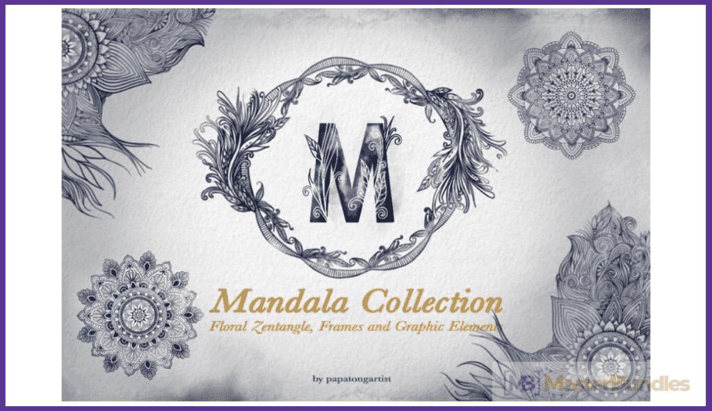 Mandala Designs in 2020: Illustrations, Patterns, Trends. Mandala Creator Online and Free Simple - mandala designs premium 04