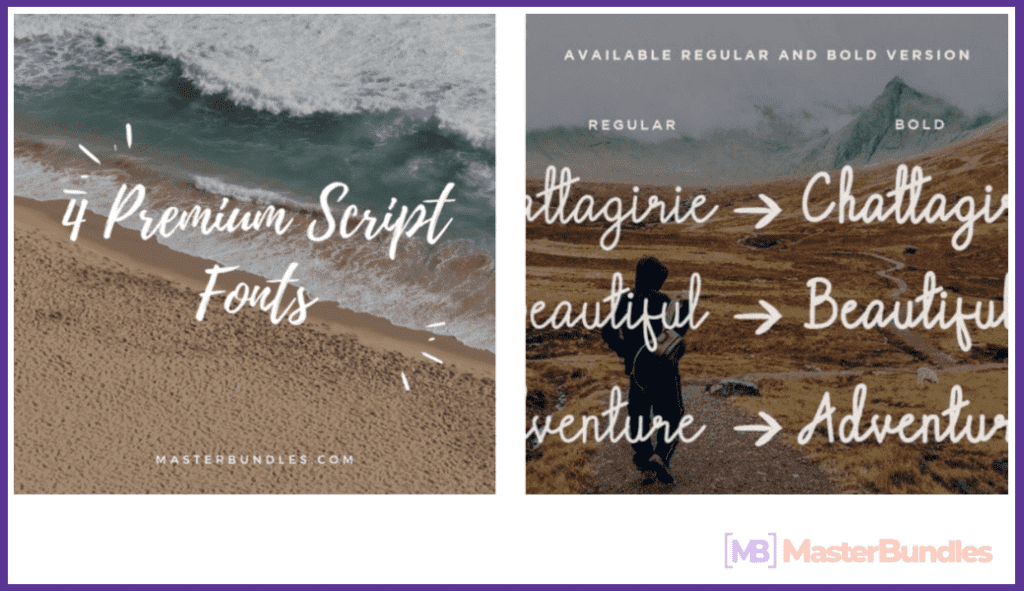 20+ Best Sexy Fonts in 2020. Guide on How to Choose a Font - sexy fonts 17