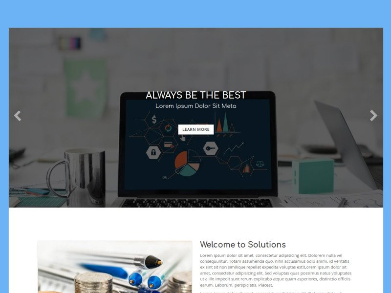 28 Premium HTML Templates Bundle - $5 - solutions